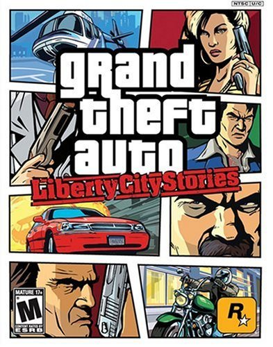 Ps2 Grand Theft Auto Liberty City Stories