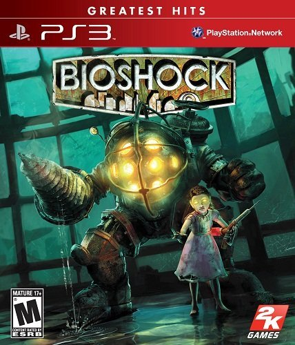 Ps3 Bioshock Take 2 Interactive M