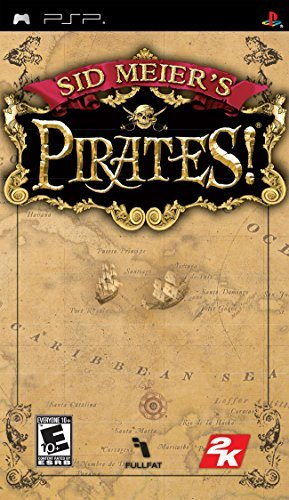 Psp Sid Meiers Pirates