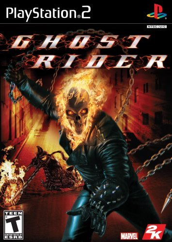 Ps2 Ghost Rider Take 2
