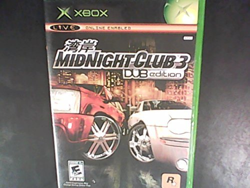 Xbox Midnight Club 3 Dub Edition