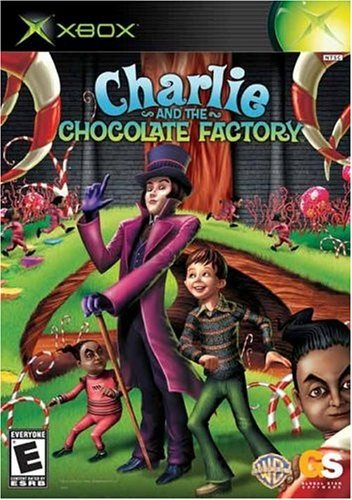 Xbox Charlie & Chocolate Factory