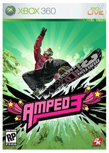 Xbox 360 Amped 3 Take 2 Interactive