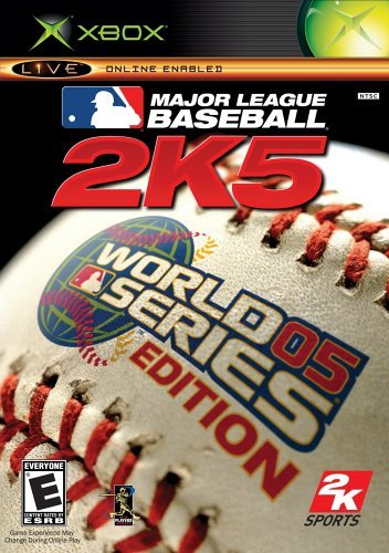 Xbox Mlb 2k5 World Series Edition