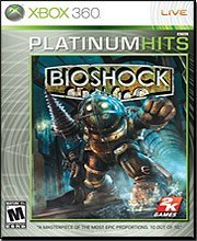 Xbox 360 Bioshock Take 2 Interactive M