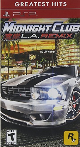 Psp Midnight Club Los Angeles Remi