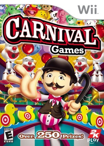 Wii Carnival Games Take 2 Interactive E