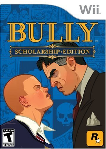 Wii Bully Scholarship Edition T