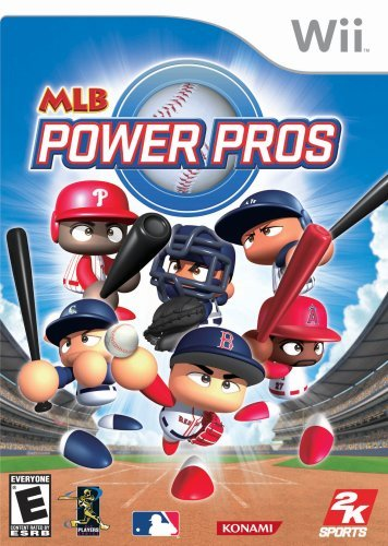 Wii Mlb Power Pros