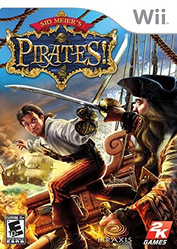 Wii Sid Meier's Pirates