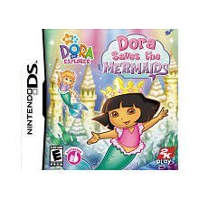 Nintendo Ds Dora The Explorer Saves The Mermaid