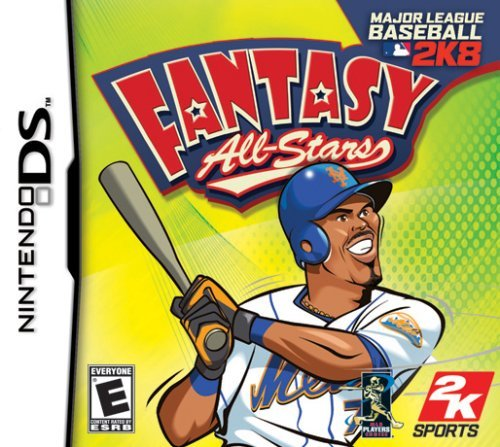 Ninds Mlb 2k8 Fantasy All Stars E