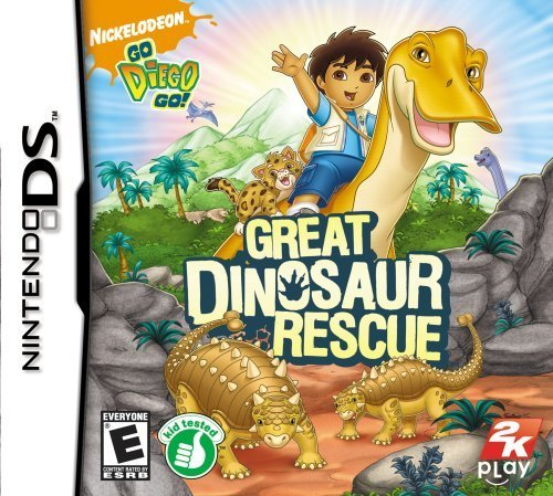 Ninds Go Diego Go Great Dinosaur Re
