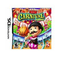 Nintendo Ds New Carnival Games Take 2 Interactive E