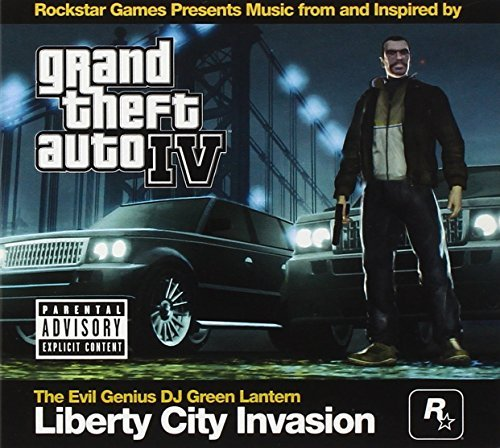 Dj Green Lantern Grand Theft Auto Iv Liberty C Explicit Version