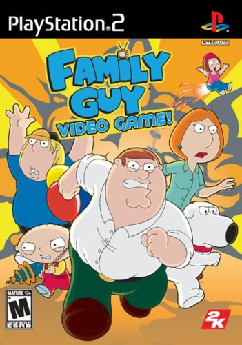 Ps2 Family Guy