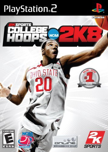 Ps2 College Hoops 2k8 Take 2 E