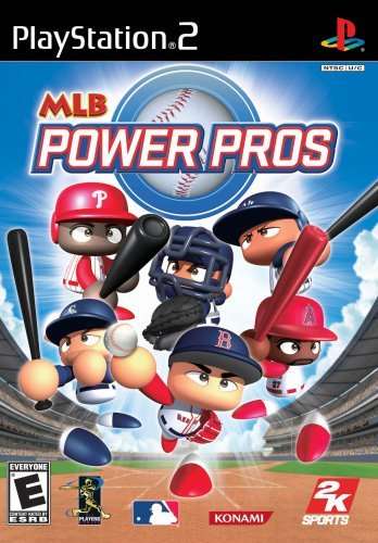 Ps2 Mlb Power Pros