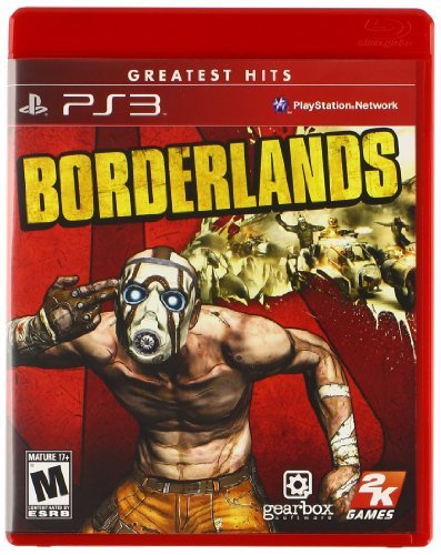 Ps3 Borderlands Take 2 Interactive M
