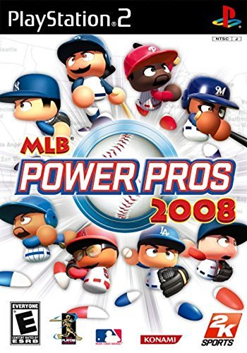 Ps2 Mlb Power Pros 2008