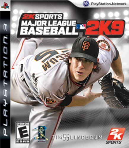 Ps3 Major League Baseball 2k9 Take 2 Interactive