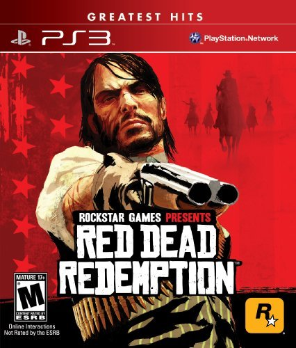 Ps3 Red Dead Redemption Take 2 Interactive Rp