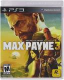 Ps3 Max Payne 3 Take 2 Interactive M