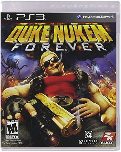 Ps3 Duke Nukem Forever Take 2 Interactive M