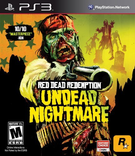 Ps3 Red Dead Undead Nightmare