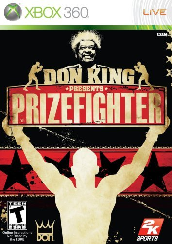 Xbox 360 Don King Presents Prize Fight