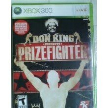 Xbox 360 Don King Presents Prize Fighter