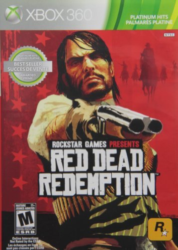 Xbox 360 Red Dead Redemption Take 2 Interactive M