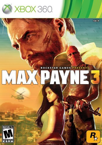 Xbox 360 Max Payne 3 Take 2 Interactive M