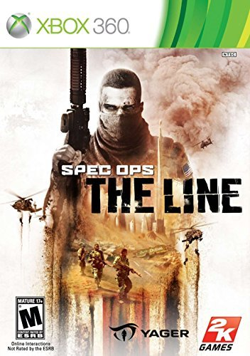 X360 Spec Ops The Line