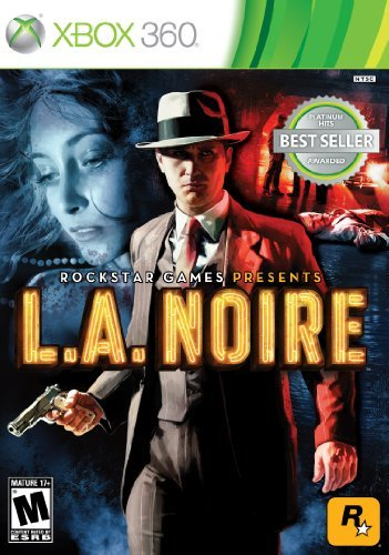 Xbox 360 La Noire Take 2 Interactive M