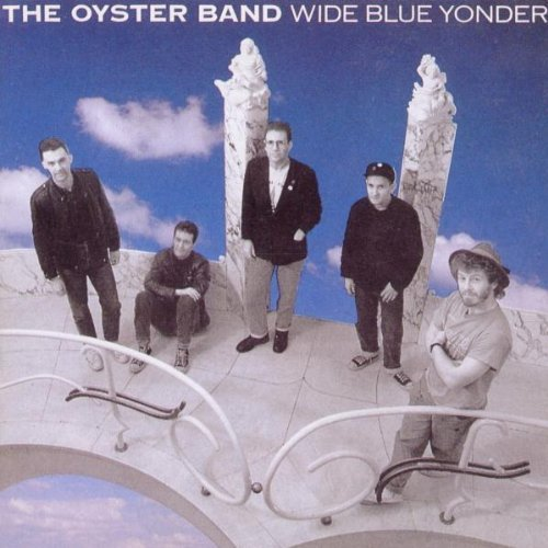 Oysterband Wide Blue Yonder