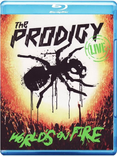 Prodigy Worlds On Fire Incl. Blu Ray
