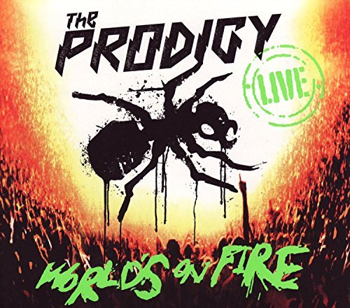 Prodigy Worlds On Fire Incl. DVD