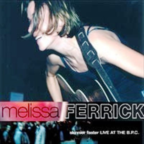 Melissa Ferrick Skinnier Faster Live At The B. 2 CD