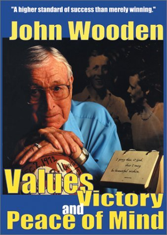 John Wooden Values Victory & John Wooden Values Victory & Nr