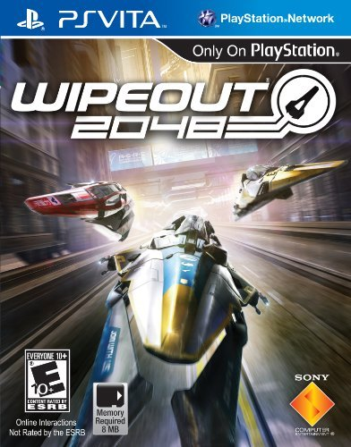 Playstation Vita Wipeout 2048