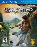 Playstation Vita Uncharted Golden Abyss