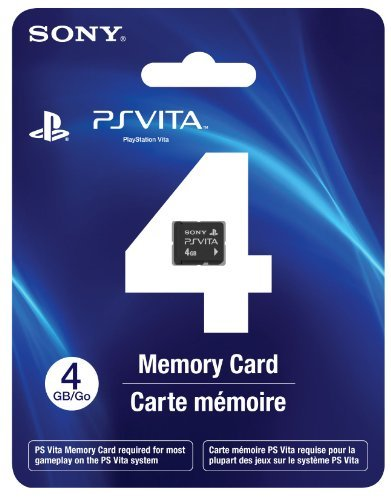 Psvac Memory Card 4gb