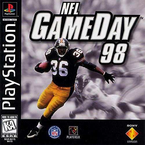 Psx Greatest Hits Nfl Gameday '98 E