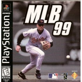 Psx Major League Baseball '99 E
