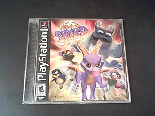 Psx Greatest Hits Spyro 3 Year Of The Dragon E