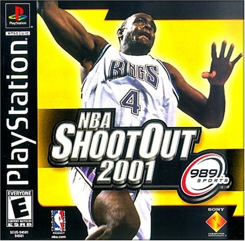 Psx Nba Shootout 2001 E