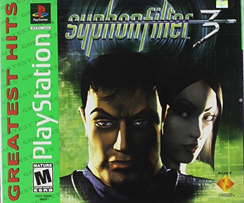 Psx Syphon Filter 3 Rp