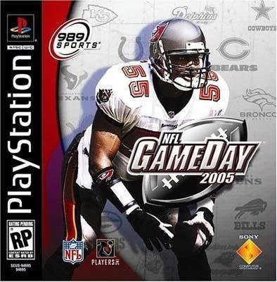 Psx Nfl Gameday 2005