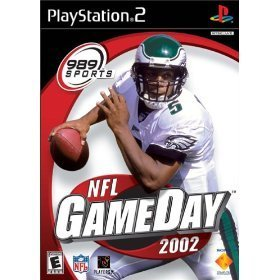 Ps2 Nfl Gameday 2002 Rp